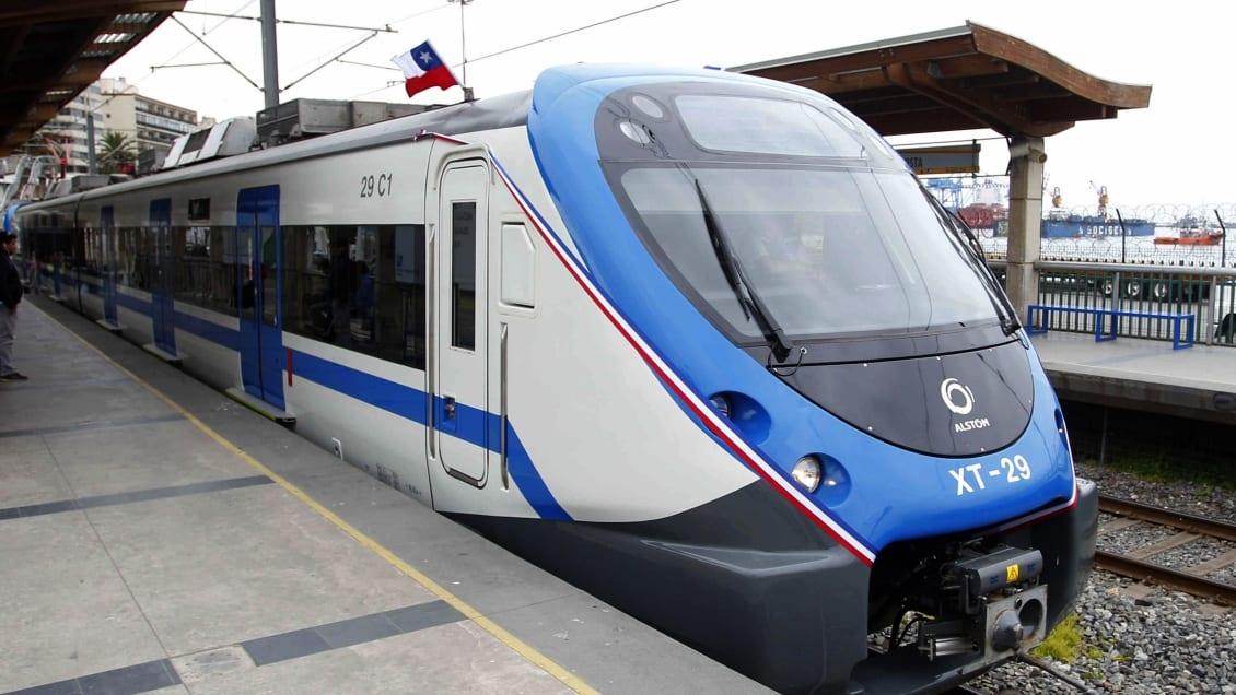 Otra vez quedó postergado el gran progreso que requiere Valparaíso urgente: El tren rápido