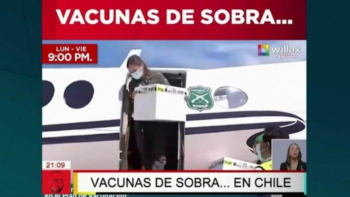 La pandemia y los «avivados» de siempre: Gobierno fija condiciones rígidas para vacunarse en Chile – Turismo «sanitario» existe