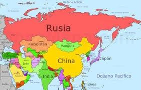 Rusia y China, ¿amigos para siempre? o imperios combatientes