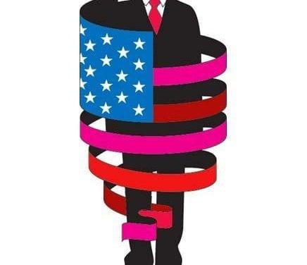 El dilema de los republicanos que siguen enrrollados en torno a la figura de Trump