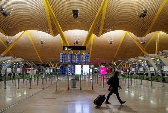 Prohíben en España vuelos procedentes de Brasil y el Reino Unido ante nuevo récords de casos en esta «tercera ola» de covid