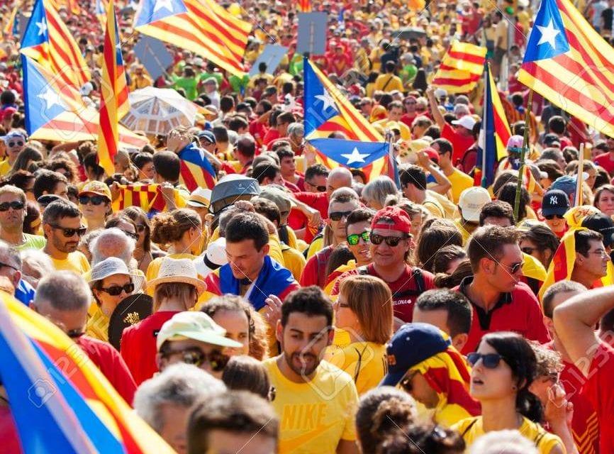 ¿Un nuevo escenario en Cataluña? ¿Fin de la revolución independentista?