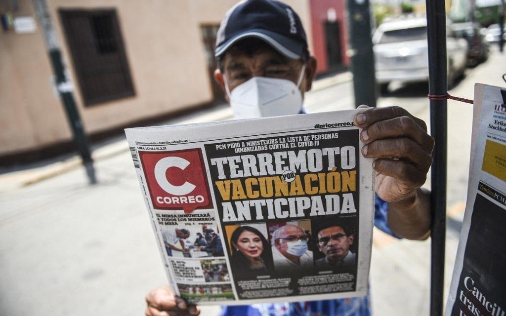 América Latina: En todas partes se cuecen habas – La corrupción en la crisis sanitaria