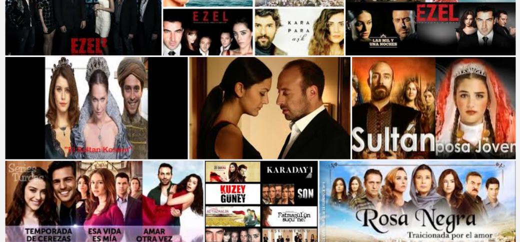 Las teleseries turcas son un éxito de exportación pero criticadas por poco contenido