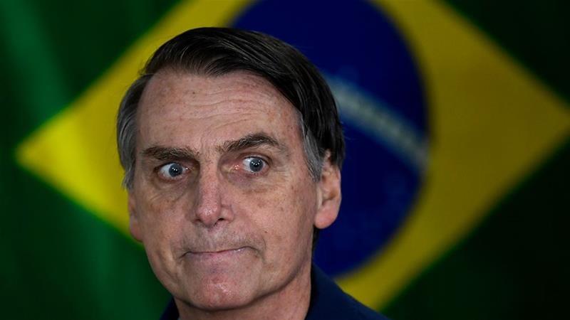 Bolsonaro fracasa y vuelve a fracasar