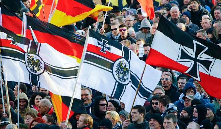 La extrema derecha neonazi está en la mira en Alemania – La policía registra cada movimiento del partido AfD