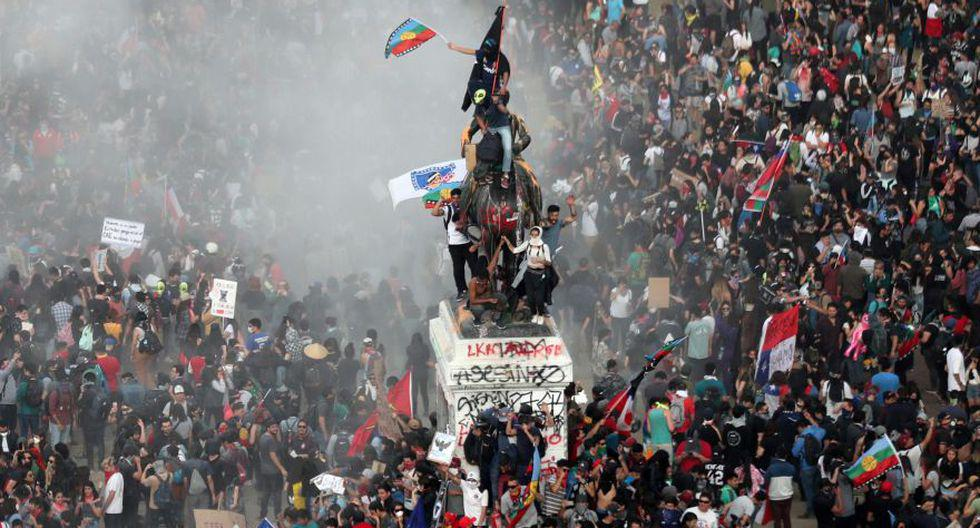 La revolución chilena: ¿Vamos por el camino correcto avanzando hacia el deseado «nuevo Chile»?