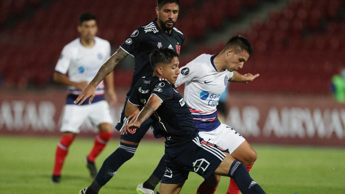 Por la Copa Libertadores de América 2021 DE CHILE Y EL PARTIDO N° 1000