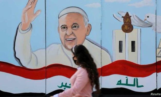 El Papa Francisco intentará en Irak recuperar lo poco y nada que dejó del cristianismo el fanatismo islámico