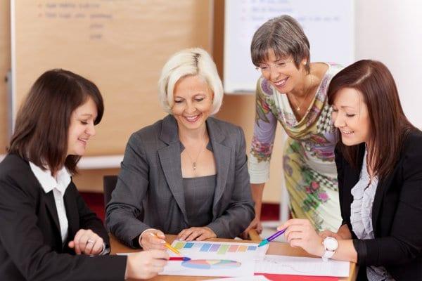 Mujeres en la toma de decisiones