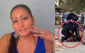 Espantoso femicidio policial al estilo Floyd ocurre ahora en México