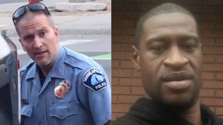 El juicio contra el policía blanco que «asesinó» al afroasiático George Floyd tiene en ascuas a EE UU
