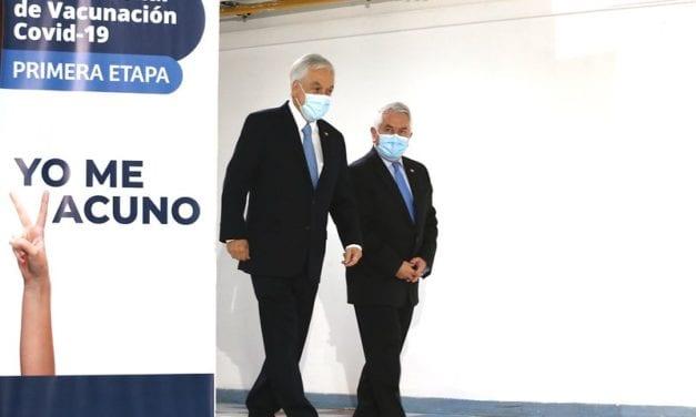 Y todo por la pandemia: Piñera versus el poder mediático estadounidense … cómo si EE UU lo hubiese hecho mejor…