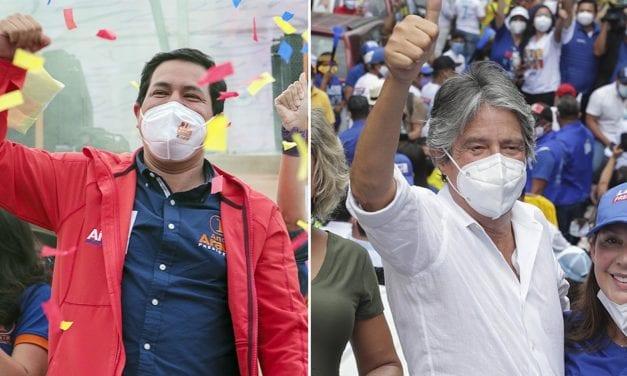 La difícil elección presidencial de Ecuador: Un izquierdismo ya probado y una derecha que quiere cambiarlo todo