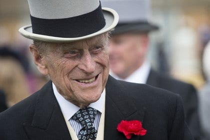Y se fue de este mundo un hombre histórico: El duque de Edimburgo