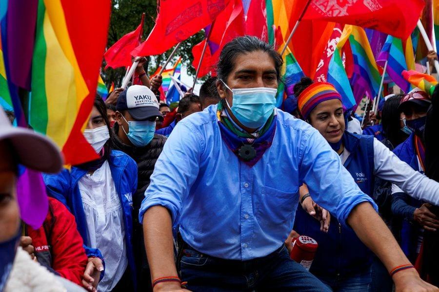 Pachakutik: pieza clave en las elecciones presidenciales ecuatorianas y en el triunfo de la derecha