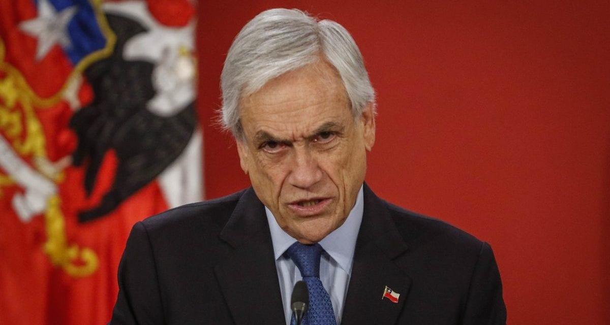 Gran Derrota para Piñera – TC declaró inadmisible el requerimiento del Gobierno – El Presidente promulgará ley aprobada por el Congreso
