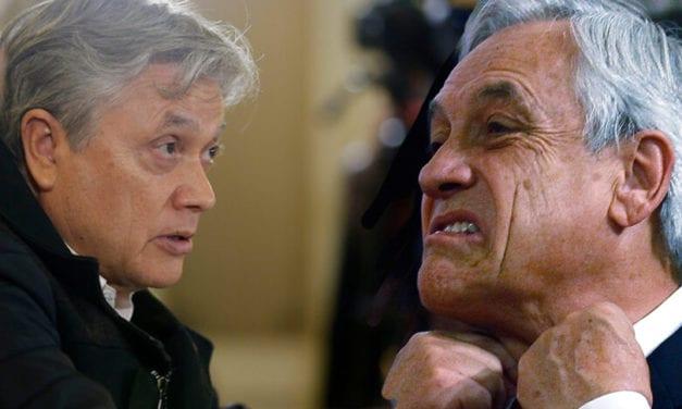 Senador Navarro dijo por televisión que perseguirá a Piñera hasta meterlo preso (*)