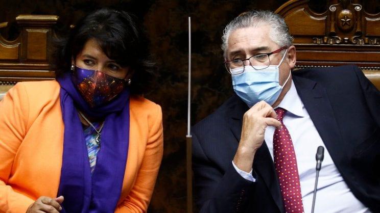 El PC y el Frente Amplio no tienen interés en participar en el diálogo con el Gobierno – Provoste y Pizarro siguen luchando