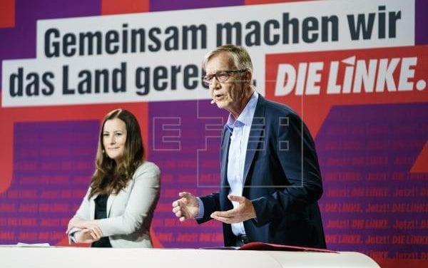 Los «comunistas» quieren reemplazar a Angela Merkel en el gobierno federal en Alemania