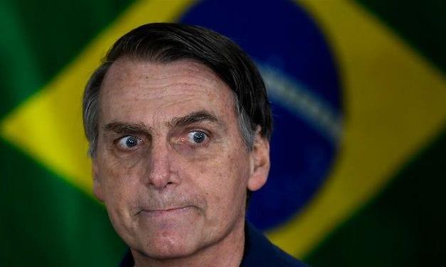 Bolsonaro acusado de crímenes de lesa humanidad en Brasil por covid-19