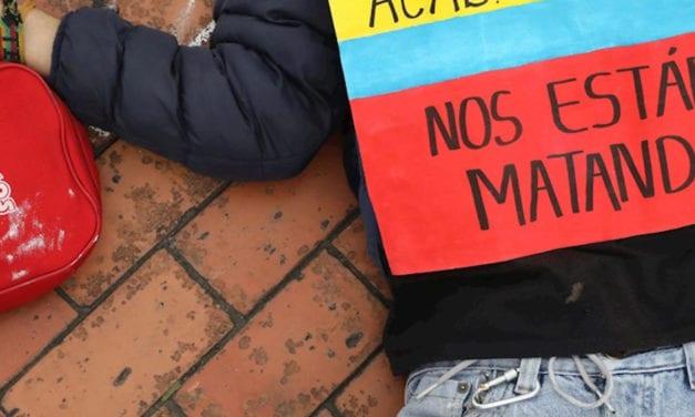 Colombia: No puede haber soluciones para la crisis social sin escuchar a los jóvenes