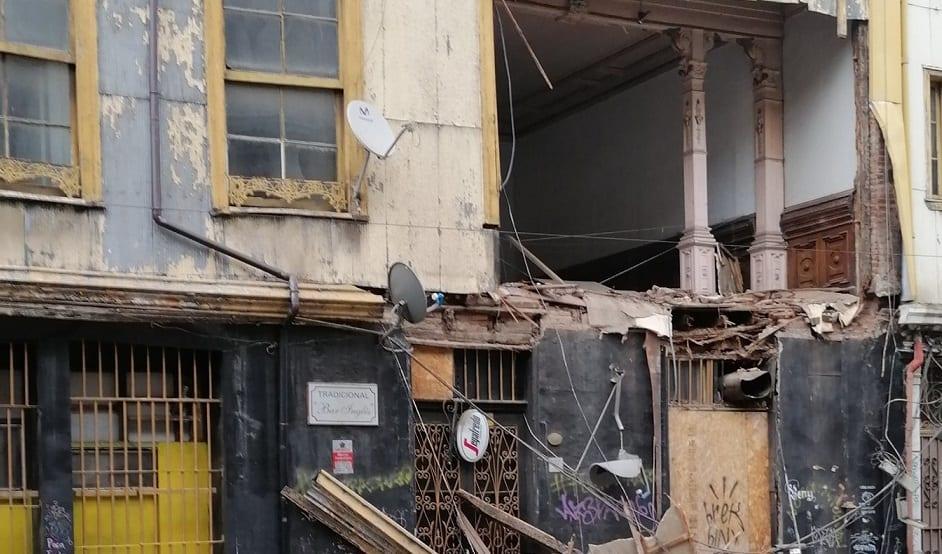 Valparaíso está siendo devorado por las termitas y ratones y….¿dónde están las autoridades?