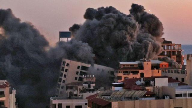 UNa reflexión sobre la crisis y el baño de sangre en el Medio Oriente