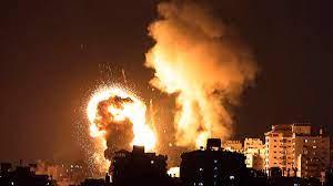La violencia armada entre Israel y Gaza crece y crece como en los viejos tiempos