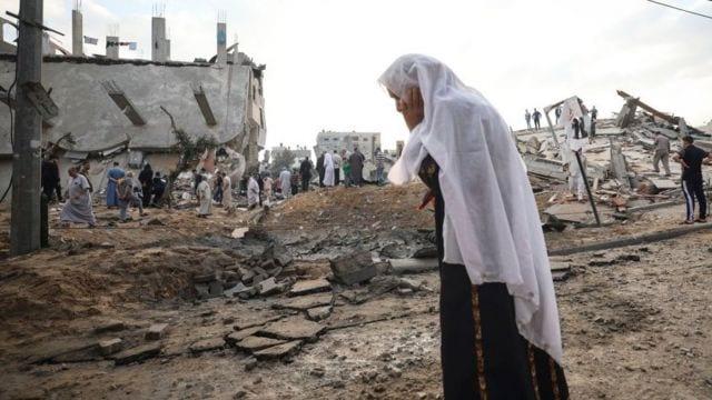 Israel y Hamas acuerdan el cese al fuego tras 11 días de hostilidades