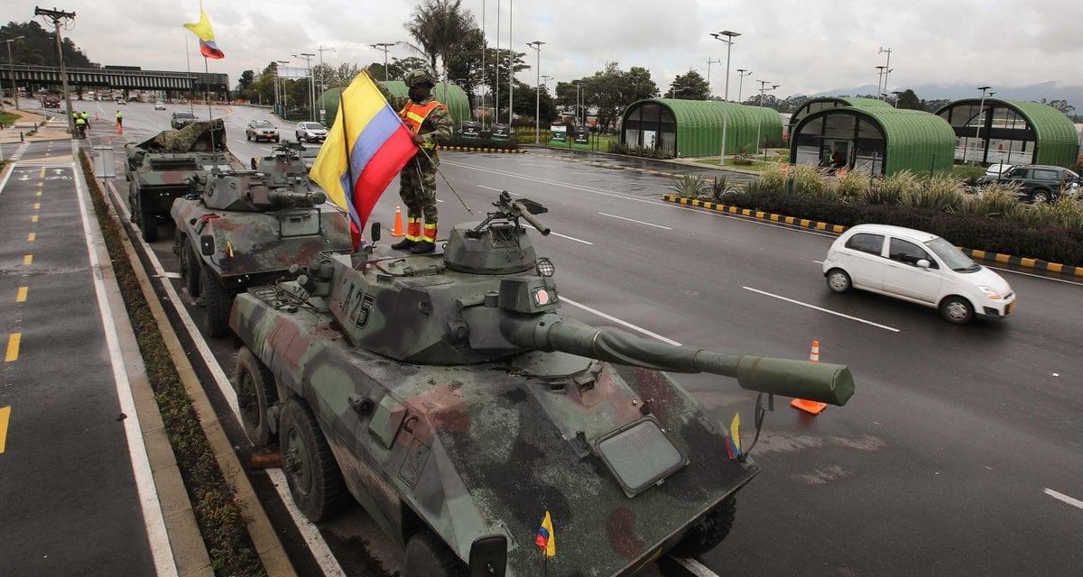 La violencia no para en Colombia y el diálogo ciudadano no existe