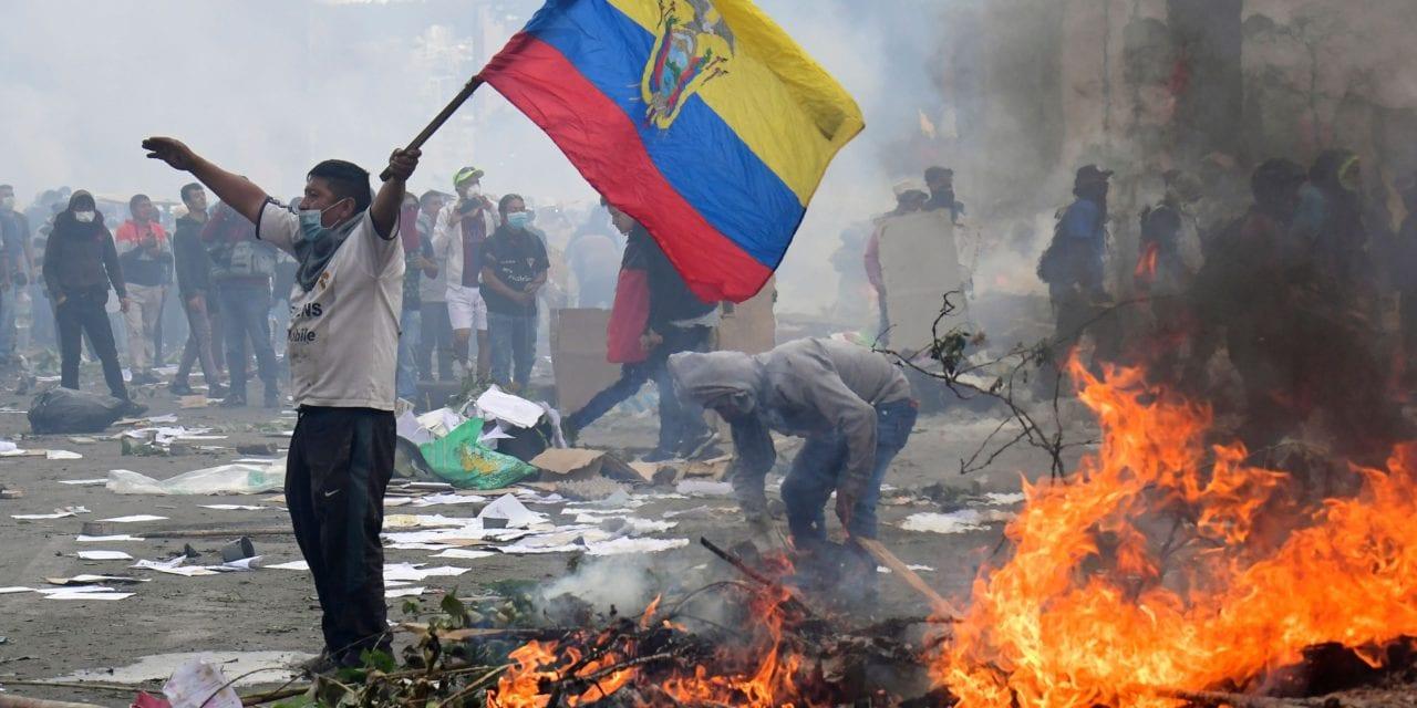 Los estallidos sociales y las repercusiones en América Latina
