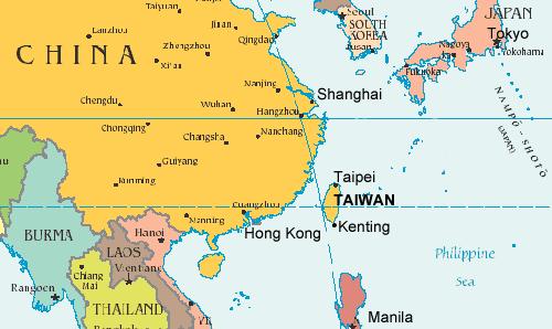 En caso de ataque militar de China a Taiwán a quién defendería EE UU: ¡A Taiwán!