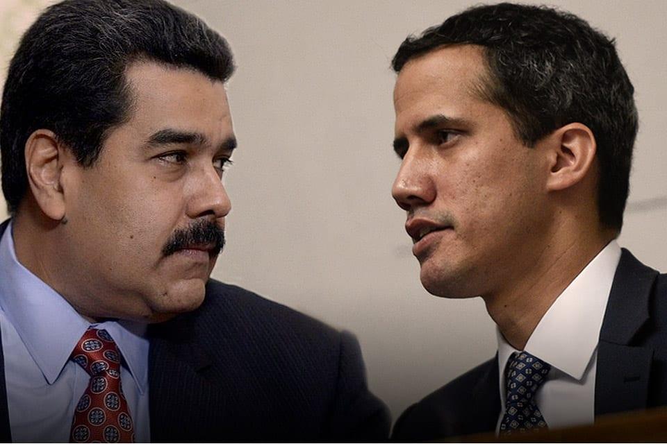 Venezuela: Guaidó busca lograr una tregua con Maduro