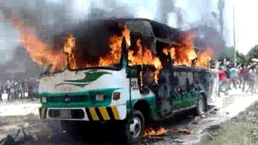 Colombia está en llamas y el presidente Duque «cuelga de un hilo»