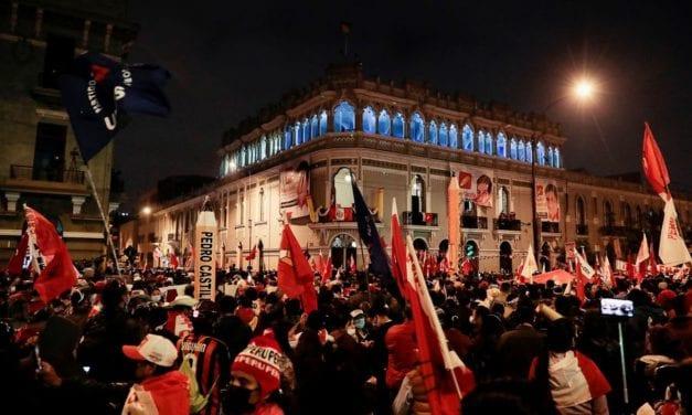 Perú: Que cumplan con lo prometido – Último resultado electoral