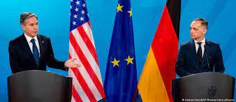 EE UU y Alemania crean «frente común» para tratar provocaciones de Rusia