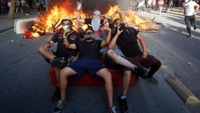 Amnistía piden algunos constitucionalistas para quienes destruyeron e incendiaron Santiago – Así vamos super bien