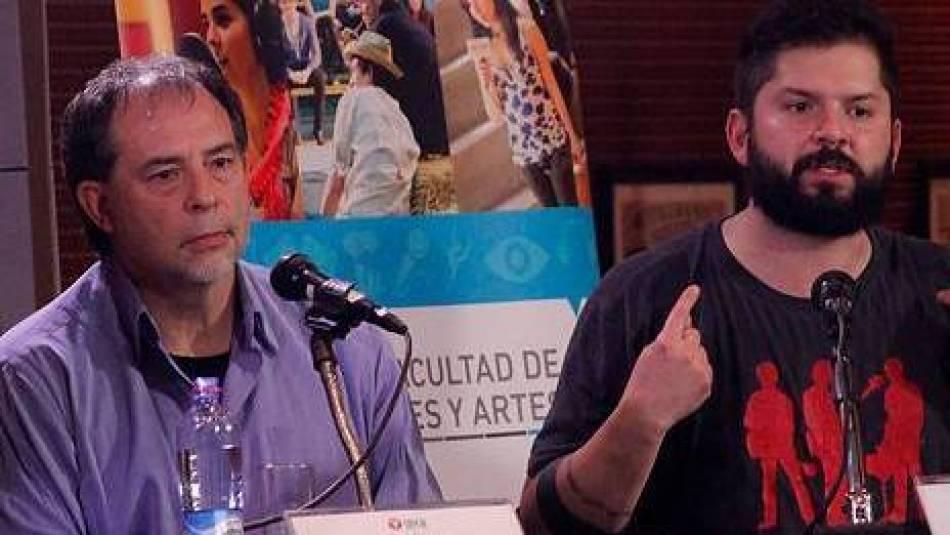 """Las ideas de Boric para gobernar Chile """"son zombies"""" declaró senador Guido Girardi"""
