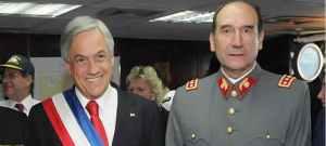 Fuente-Alba: Un comandante en jefe que era apreciado por la élite política de la época post Pinochet