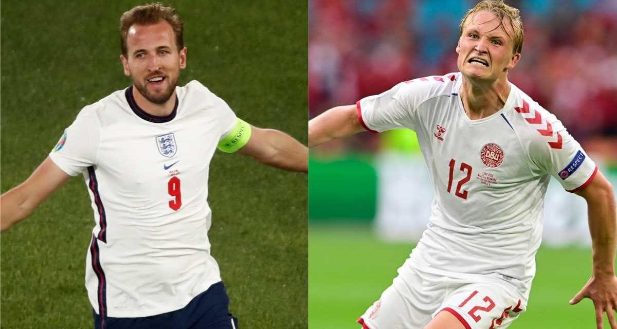 Final europea el domingo será entre Italia e Inglaterra