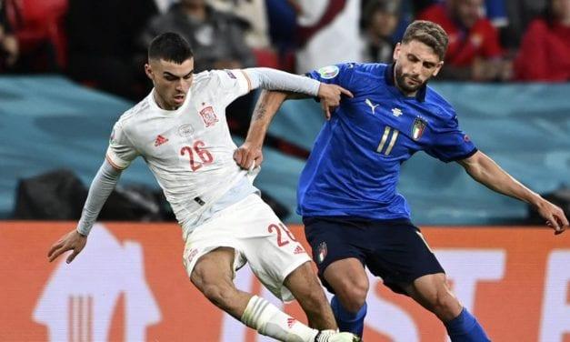 Italia primer finalista de la Eurocopa 2021