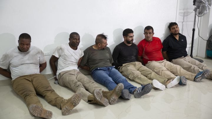 Dos estadounidenses y 26 colombianos estarían involucrados en el magnicidio de Haití