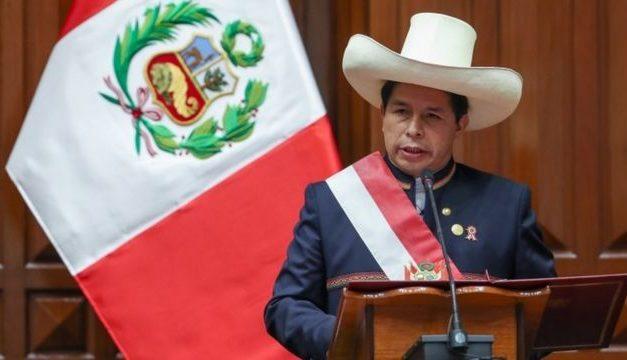 Presidente Castillo: Una fuerza, un solo corazón
