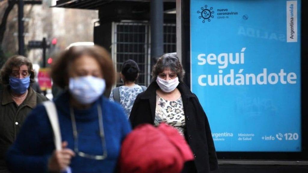 Argentina pasó a ser el segundo país más contagiado de América Latina