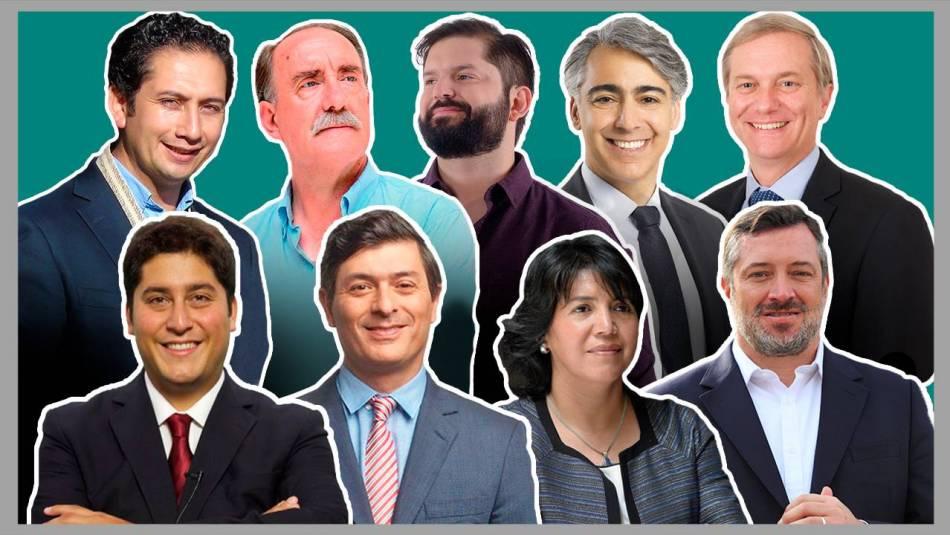 El tiempo se acaba en Chile – Ahora a esperar la elección en serio con 9 candidatos a La Moneda