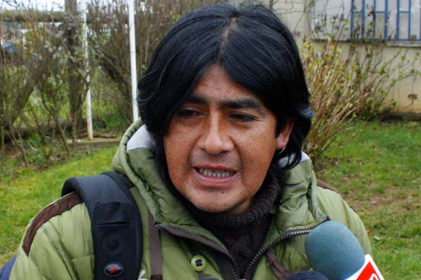 ¿Son los mapuches los que mandan en Chile?