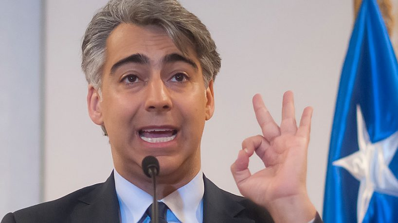 El ME-O «libre de polvo y paja» en el caso Odebrecht a dos días de haber inscrito su cuarta aventura presidencial