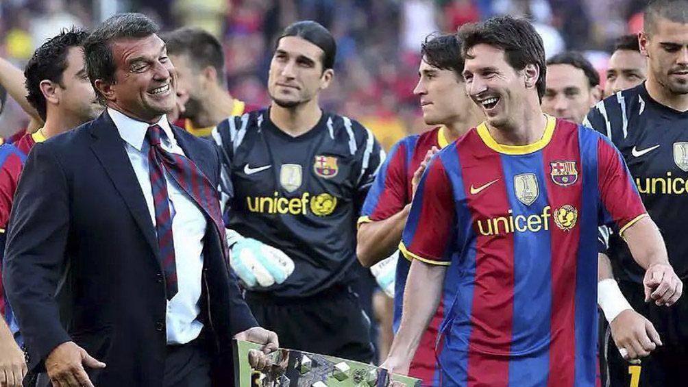 Lamentaciones del Barcelona – El duro déficit que alejó a Messi