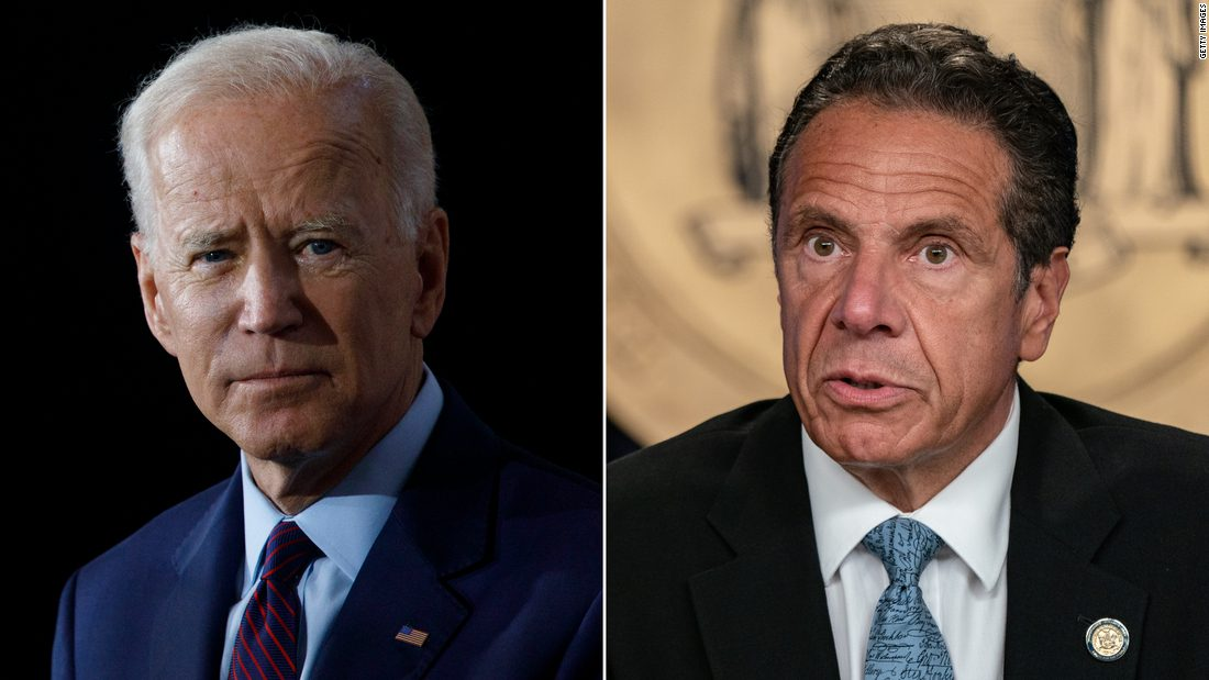 Renunció a su cargo el Gobernador de Nueva York por acoso sexual,  a sugerencia del Presidente Joe Biden